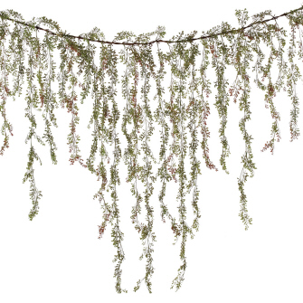 Jasmine Leaf Garland - Artificial floral - artificial seaweed for sale