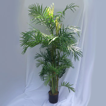 Areca Palm 7' - Artificial Trees & Floor Plants - Hawaiian decoration Minneapolis rentals