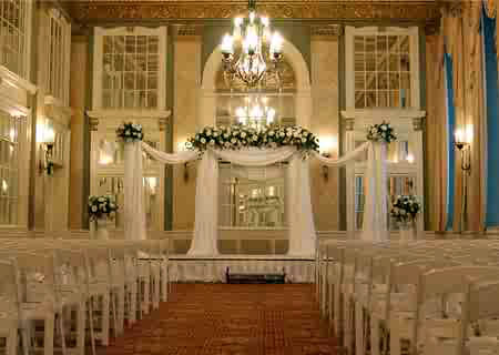Designs by Lisa - Wedding Columns for rent