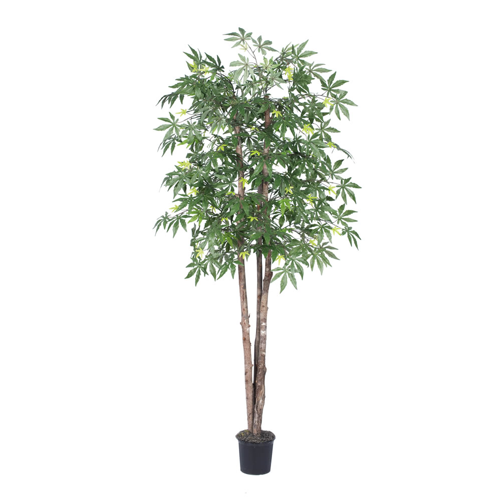 Japanese Maple 7' - Artificial Trees & Floor Plants - artificial Japanese maple tree for rent