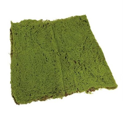 Moss Mat  80 inches long - Artificial floral - large artificial moss matt