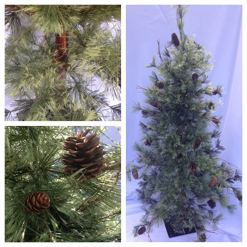 Northwoods with Twigs 5' - Artificial Trees & Floor Plants - Northwoods tree rental