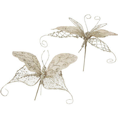 Butterfly & Dragonfly - Themed Rentals - Butterfly and Dragonfly Christmas decoration
