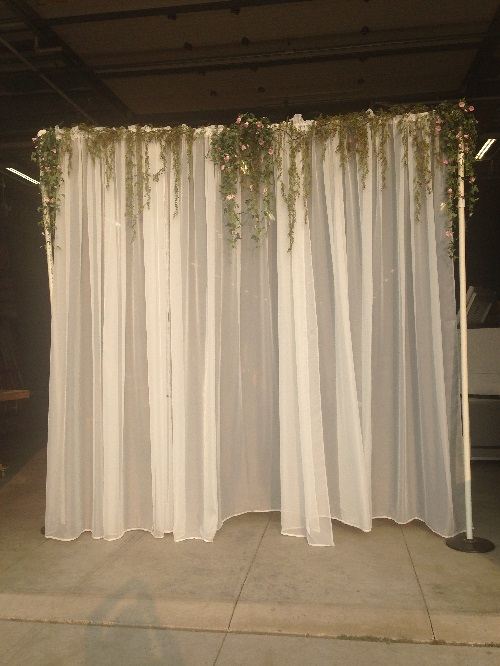 10ft Wedding backdrop - Events & Themes - simple Wedding backdrop ideas