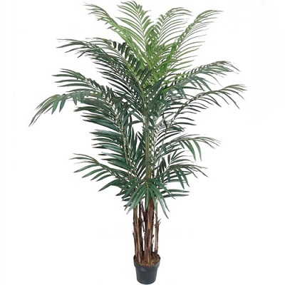 Areca Palm 8' - Artificial Trees & Floor Plants - Garden Theme Prom