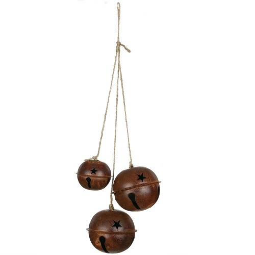 Western Bells x3 - Events & Themes - Western Bells ornament bulk sales