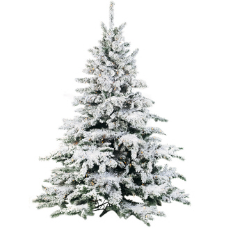 Discount Prelit Artificial Christmas Trees