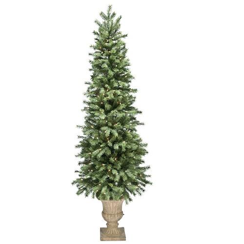 Discount Slim Christmas Trees