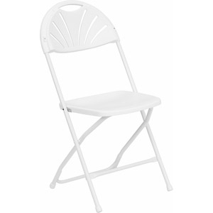 Folding Chair -Fan Back Style - Events & Themes - Folding Chairs for rent Rogers Minnesota