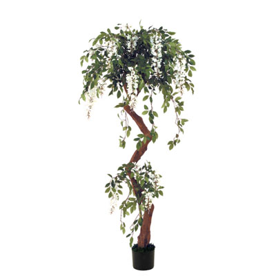 Wisteria Tree 5' - Themed Rentals - beautiful flowering artificial tree rentals